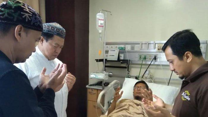 INNALILLAHI... Aa Gym Terbaring di Rumah Sakit, Ustadz Yusuf Mansur Mohon Doa Kesembuhan
