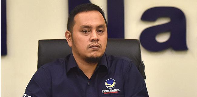 Jokowi Marah Soal Wacana Jabatan Presiden 3 Periode, Nasdem: Jangan Baper Ya....