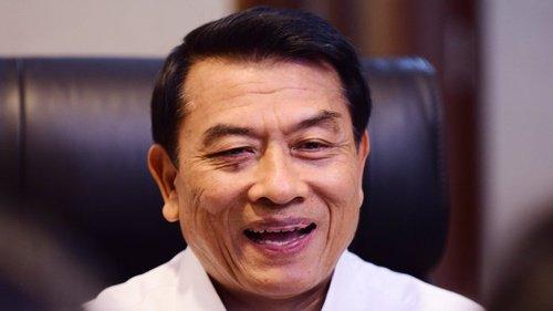 Disinggung Benny K Harman, Moeldoko Bantah Namanya Ada Dalam BAP Kasus Jiwasraya