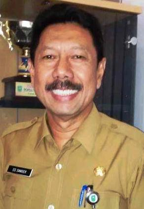 Jadi Pelaksana Tugas Wali Kota Pekanbaru, Besok  Edwar Sanger  Dilantik  oleh Gubernur Riau