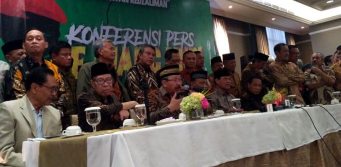 Dinilai Banyak Kecurangan, Ratusan Purnawirawan TNI-Polri Tolak Hasil Pemilu 2019