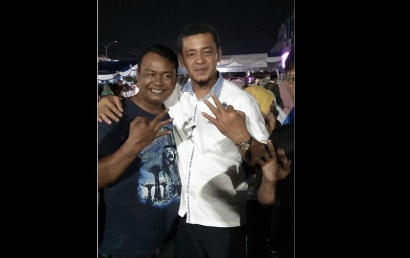 Dedet: Pilih DR Firdaus ST MT Jadi Gubernur Riau, 308.000 Lapangan Pekerjaan Disiapkan