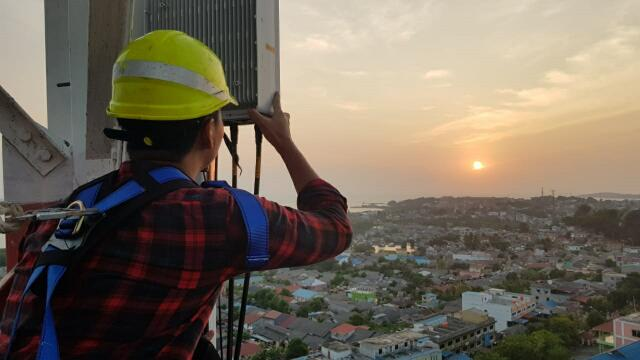 Telkomsel Operator Pertama Hadirkan Layanan 4G LTE di Seluruh Ibu Kota Kecamatan Natuna