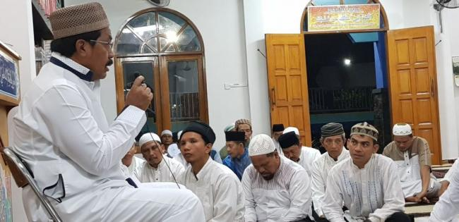 Yakin Tak Bersalah, Ketua MUI Minta Doa Imam Masjid se-Kepri Agar Nurdin Basirun Segera Bebas