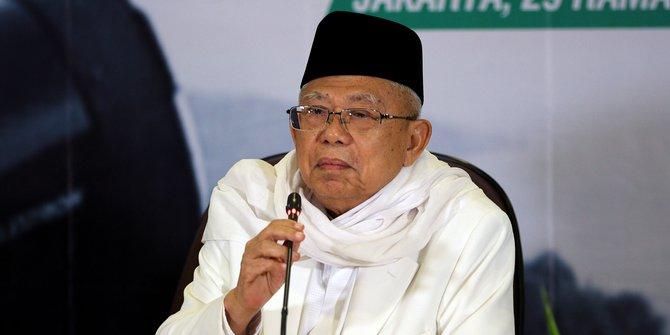Gawat! Jika Terbukti Menjabat di BUMN Saat Pilpres, Refly Harun: Maruf Amin Bisa Didiskualifikasi...