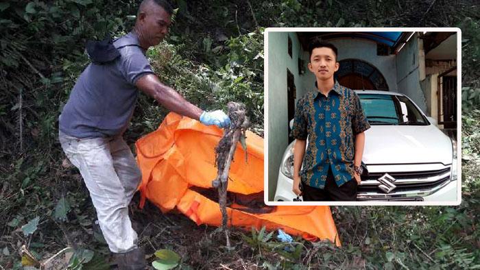 Ditemukan Tinggal Tengkorak di Kandis, Benarkah Ini Jasad Pengemudi Go-Car yang Hilang 2 Minggu Lalu?