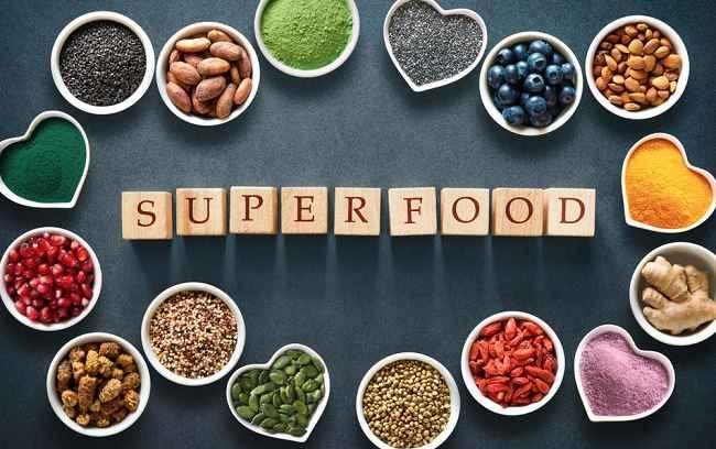 Superfood yang Baik untuk Kesehatan