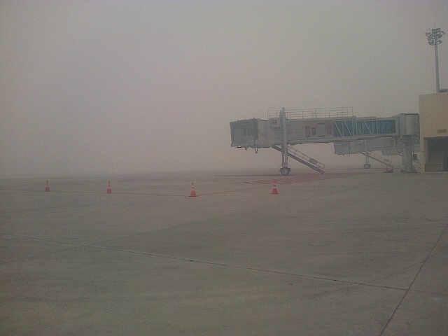 Makin Parah, 22 Penerbangan Di SSK II Dibatalkan Akibat Kabut Asap