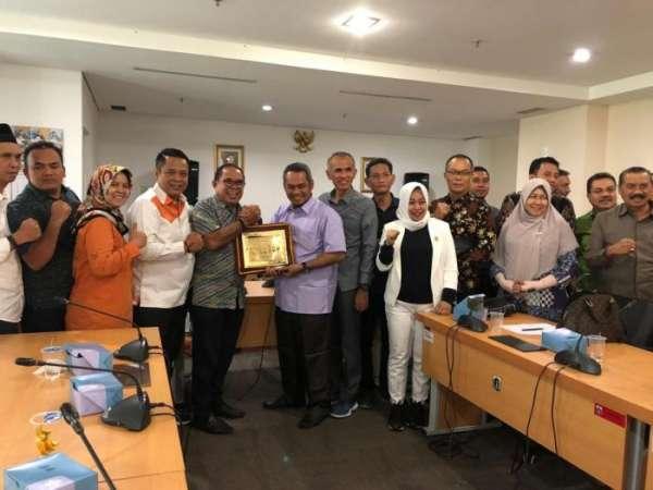 Belajar Tatib Soal Kelembagaan, Anggota DPRD Pekanbaru Kunker ke Jakarta