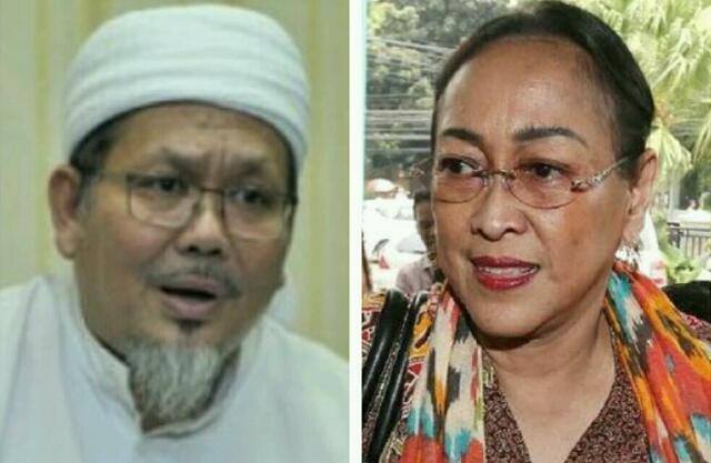 Keras! Jika Kapolri Tak Usut Kasusnya, Tengku Zul Minta Umat Islam Tak Sholatkan Sukmawati Jika Meninggal