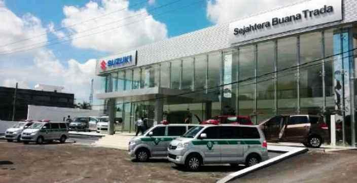 Gelar Showroom Event, Suzuki SBT Duri Targetkan 20 SPK