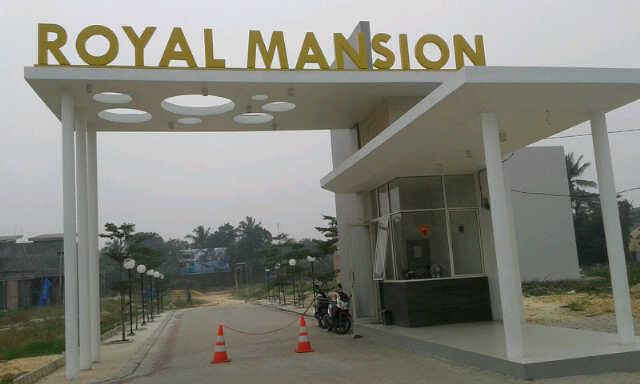 Hanya di Royal Mansion, Anda Bisa Miliki Perumahan Mewah dan Eksklusif
