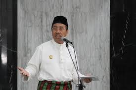 Pemprov Riau Evaluasi Serapan Anggaran APBD 2019