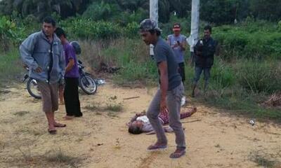 NGERIII...Tabrakan Maut , Tiga Orang Tewas, Jasad Salah Satu Korban Ditemukan 15 Kilometer dari TKP