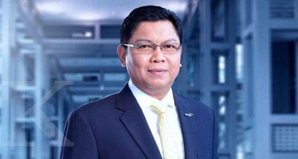 Darmawan Junaidi Ditunjuk jadi Direktur Utama Bank Mandiri