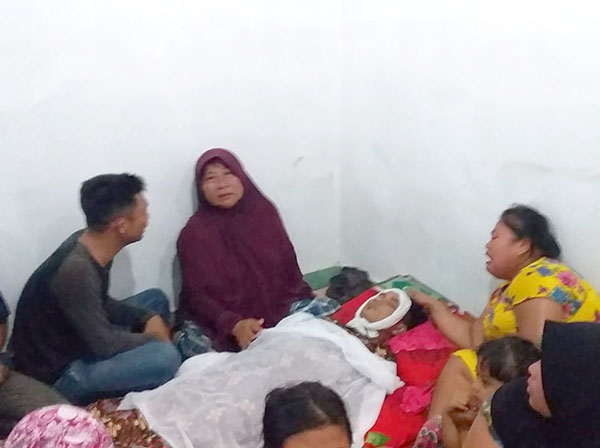 Hanya karena Cemburu, Ahmad Zulkarnaen Nekat Bunuh Diri Usai Cekcok Mulut dengan Istri