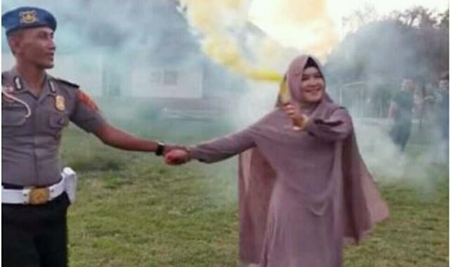 Sambil Menangis, Polisi Aceh Ceritakan Alasan Nikahi Adik Ipar dengan Mahar Rp 300 Juta, Ini Videonya