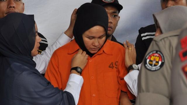 Zuraida, Istri Hakim Jamaluddin Janji Umrohkan Ibu dan Adik  Eksekutor Pembunuh Suaminya