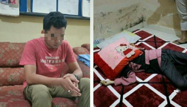 Dibunuh Pacar dengan Sadis, Benarkah Mahasiswi UIN Alauddin Makassar Asmaul Husna Tengah Hamil 4 Bulan?
