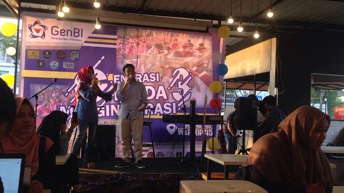 GenBI Riau bakal Salurkan Dana untuk Membantu SD Marginal di Wilayah Kuansing