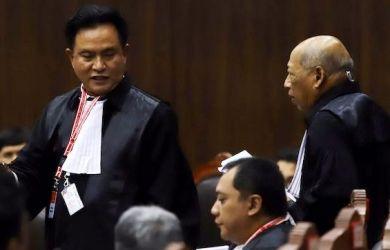 Yusril Akui Sulit Hadirkan Saksi Bantah Prabowo-Sandi di MK, Kenapa?
