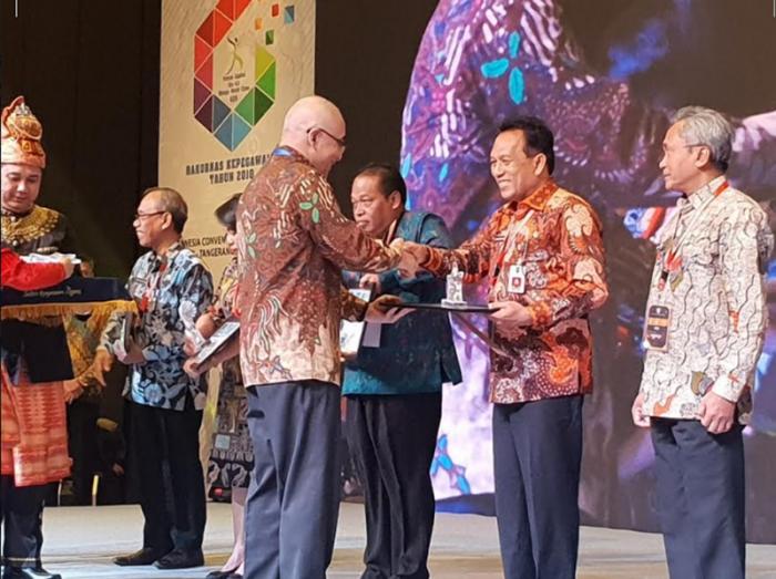 Mantap, Pemprov Riau Terima Penghargaan BKN Award