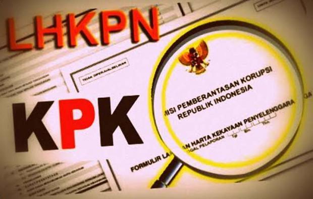 TAK PATUT...Ternyata Ada 13 Anggota DPRD Riau Belum Pernah Laporkan Harta Kekayaan, Siapa?