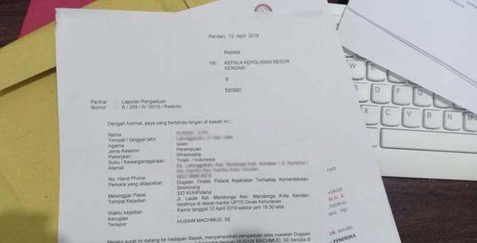Bikin Malu! Bertengkar, Wakil Ketua DPRD Sekap Selingkuhan Didalam Mobil