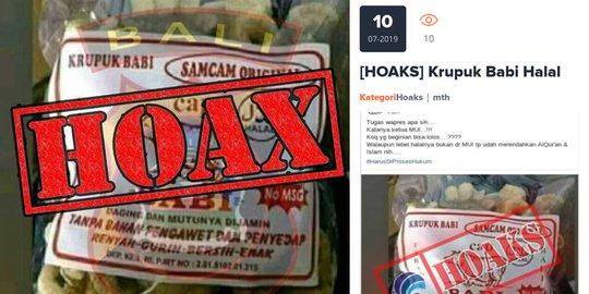 Heboh Kerupuk Kulit Babi Berlabel Halal, Ternyata...