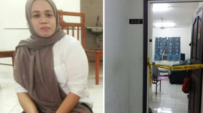 KEJAMNYA...Minta Dinikahi, TKW Asal Indonesia di Malaysia Ini Malah Tewas Usai Ditikam 28 Kali Pakai Pisau