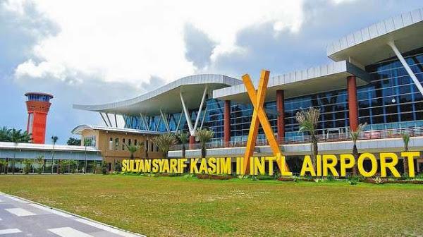Tiket Mahal, Dishub Riau Prediksi Penumpang Pesawat Mudik Lebaran Tahun ini Turun