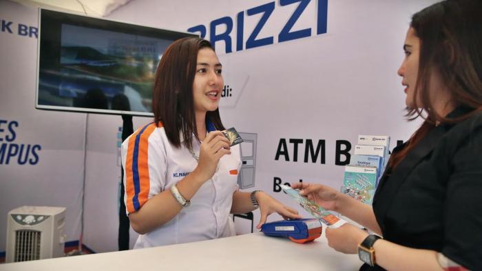 LOWONGAN KERJA... Bank Rakyat Indonesia (BRI) Butuh Karyawan Baru, IPK Minimal 3,0, Sanggup?