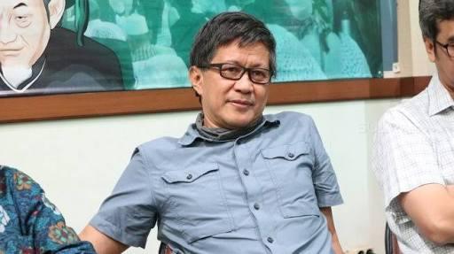 Rocky Gerung: Ngaco, yang Tergugat KPU, Kenapa yang Baper Kubu 01?