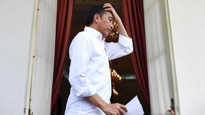 Sindir Jokowi, Ketua ProDEM: Kerja Keluyuran Saja Rupiah Tembus 16 Ribu/Dolar AS, Gimana dari Rumah?