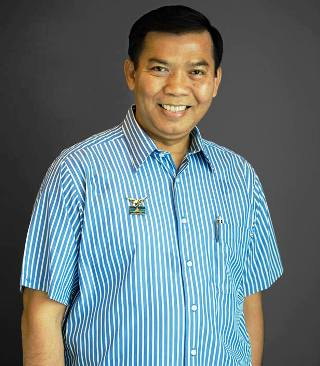 Tak Perpanjang Jabatan di Demokrat Pekanbaru, Firdaus Tetap Ikut Pilgubri 2018
