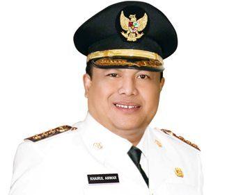 Mantan Walikota Dumai Khairul Anwar Meninggal Dunia