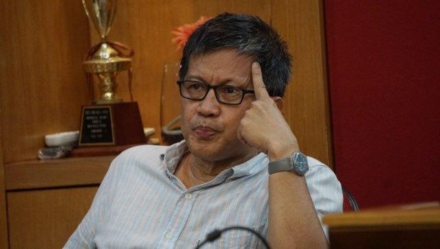 Laporan Politisi PDIP Soal Rocky Gerung Ditolak Polisi, Gerindra: Kalau Otak Tak Sampai Sekilo Jangan Ikut Debat