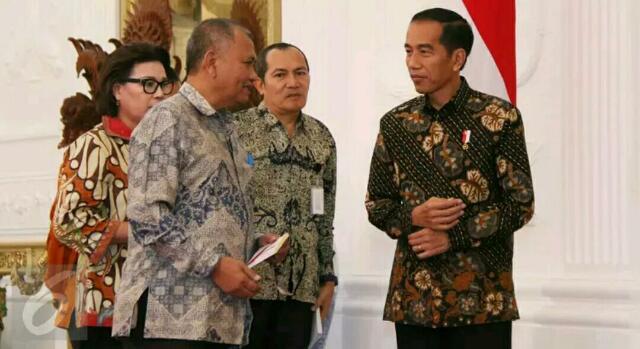 Berharap Bisa Hadir, Petinggi KPK Ingin Peluk Presiden Jokowi Saat Hari Antikorupsi Sedunia