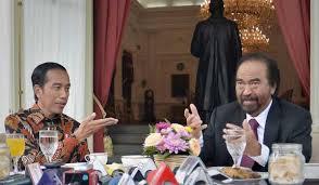 Jokowi Pastikan Nasdem Tak Dapat Kursi Jaksa Agung, Surya Paloh: Apapun Itu Terserah Bapak Presiden, Oke!