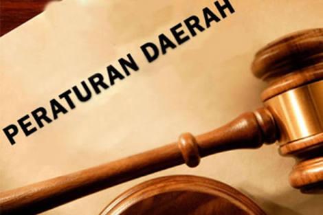 DPRD Riau-Pemprov Sahkan Tiga Perda Sekaligus