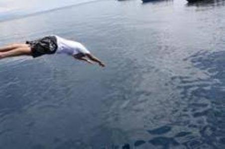 Pura-pura Batuk, Nakhoda Muda Asal Pambang Ini Terjun ke Laut dan Tewas