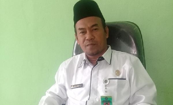 Kantor Kemenag Rohul Bangun Loket Pelayanan Terpadu Haji