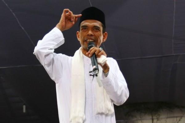 Hati-hati! Nomor HP Ustadz Abdul Somad Dibajak Kirim Pesan Pro 01