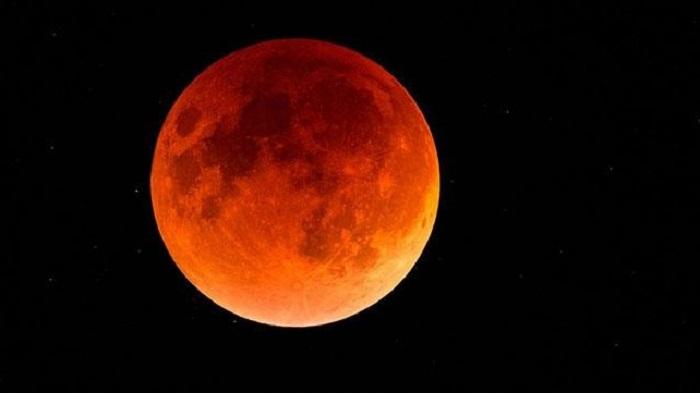 CATAT TANGGALNYA...Akan Ada Gerhana Bulan Total Terlama Sepanjang 18 Tahun Terakhir