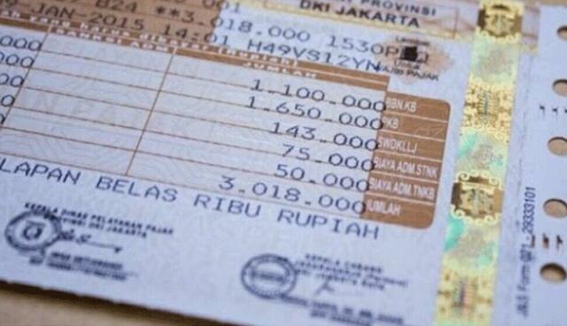 Catat! Mulai Hari Ini, Bapenda Riau Berlakukan Pemutihan Denda Pajak Kendaraan