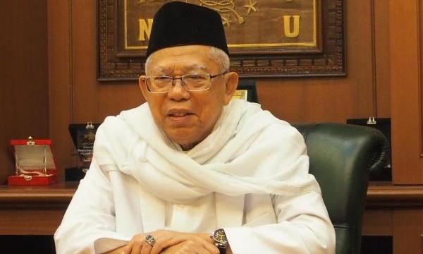 TAK PANTAS... Pemilihan Diksi 'Dajal' oleh Ma'ruf Amin Tidak Mencerminkan Dirinya Kiai Besar