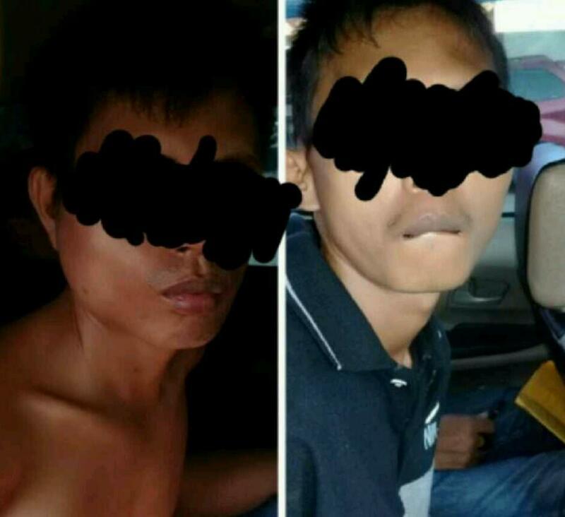 Dua Perampok Taxi Online di Kuansing Berhasil Ditangkap di Lampung, Ini Pelakunya