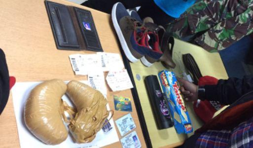Bawa 1,5 Kilogram Sabu, Dua Pria Diamankan Keamanan Bandara SSK II Pagi Tadi