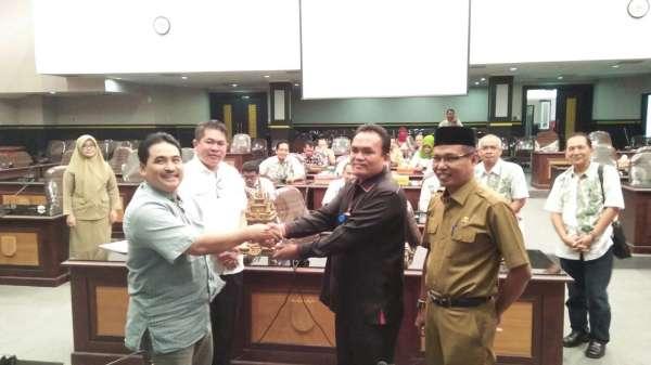 Komisi C DPRD Semarang Kunker ke DPRD Pekanbaru