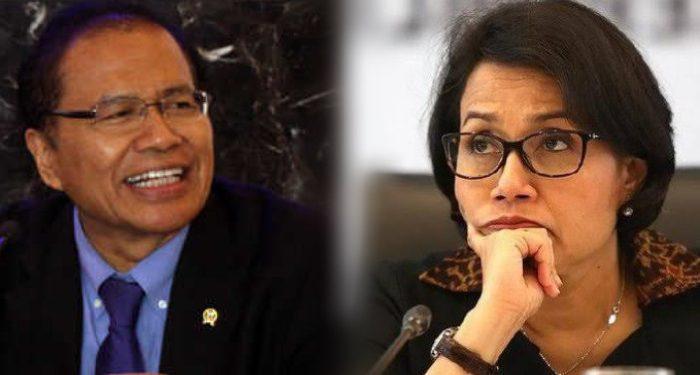 Sindir Sri Mulyani Lagi, Rizal Ramli: Menteri Keuangan 'Terbalik', Kok Bisa-bisanya Kasih Wejangan, Eling Euy!